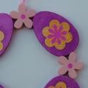 Lila-rózsaszín összeállítás